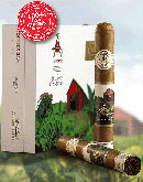 Montecristo White Vintage Connecticut Double Corona - Click for details