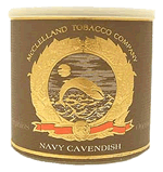 McClelland Navy Cavendish - Click for details