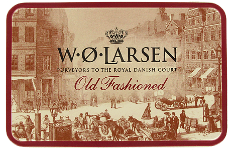 W.O. Larsen Old Fashioned
