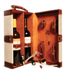 Panama 2 Bottle Travel Case - Click for details