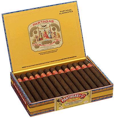 Partagas | Iwan Ries & Co.