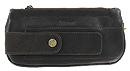 Peterson Deep Brown Combo Pouch - Click for details