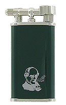 Peterson Green Pipe Lighter - Click for details