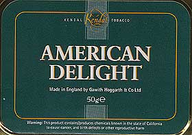 Gawith & Hoggarth American Delight