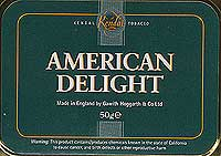 Gawith & Hoggarth American Delight - Click for details