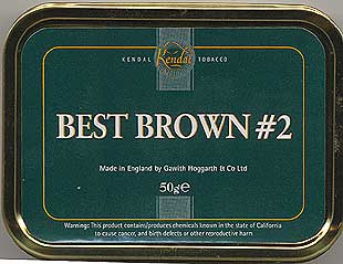 Gawith & Hoggarth Best Brown # 2
