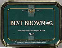 Gawith & Hoggarth Best Brown # 2 - Click for details