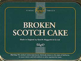 Gawith & Hoggarth Broken Scotch Cake