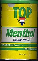 Top Menthol - Click for details