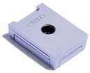 Credo 3 Blade Punch Square Silver - Click for details