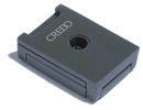 Credo 3 Blade Punch Square Titanium - Click for details