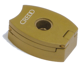 Credo 3 Blade Punch Key Bronze