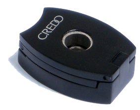 Credo 3 Blade Punch Key Black