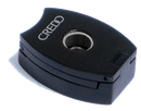 Credo 3 Blade Punch Key Black - Click for details