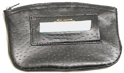 Leather RYO Pouch