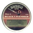Savinelli Black Cavendish - Click for details