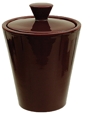 Savinelli Ceramic Bordeaux Tobacco Jar - Click for details