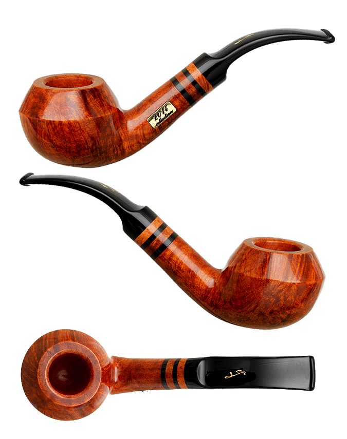 Savinelli 2014 Pipe of the Year Smooth Brown
