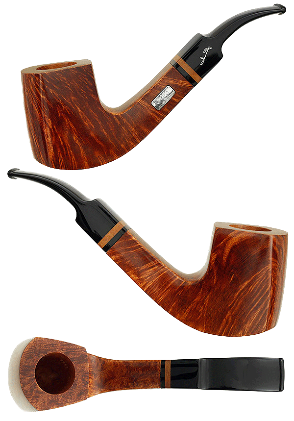 Savinelli 2015 Pipe of the Year Brown