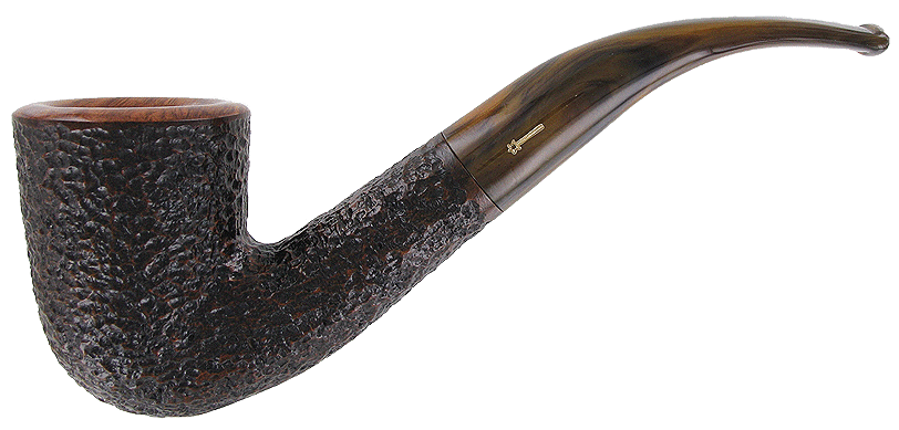 Savinelli Tundra Rusticated 611EX