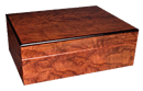 Savoy Ash Burl Medium - Click for details