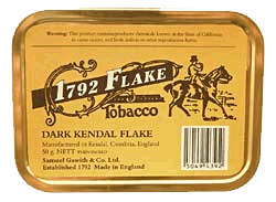 Samuel Gawith 1792 Flake 50g. - Click for details