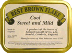 Samuel Gawith Best Brown Flake 50g. - Click for details