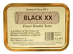 Samuel Gawith Black XX 50g - Click for details