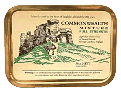 Samuel Gawith Commonwealth 50g. - Click for details
