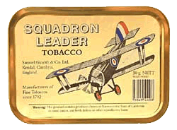 Samuel Gawith Squadron Leader 50g. - Click for details
