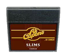 Al Capone Rum Slims - Click for details