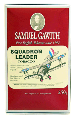 Samuel Gawith Squadron Leader 250g.