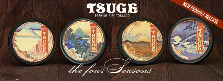 Tsuge Pipe Tobacco | Iwan Ries & Co.