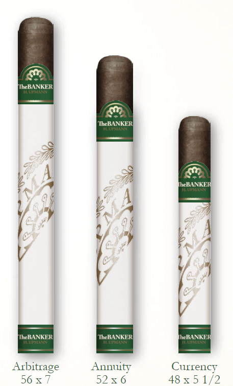 The Banker by H. Upmann Currency