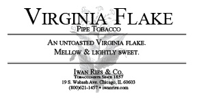 IRC Virginia Flake