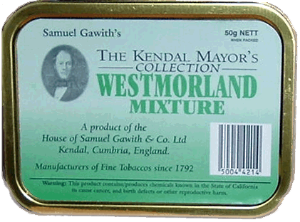 Samuel Gawith Westmoreland Mixture 50g. - Click for details