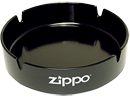 Zippo Plastic Ashtray - Click for details
