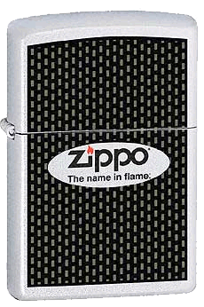Name in Flame Zippo - Click for details