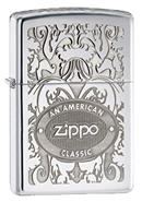 Zippo American Classic - Click for details