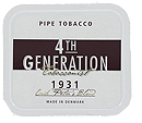 4th Generation 1931 Erik Peter's Blend 40g - Click for details