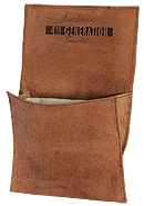 4th Generation Leather Roll-Up Pouch - Click for details