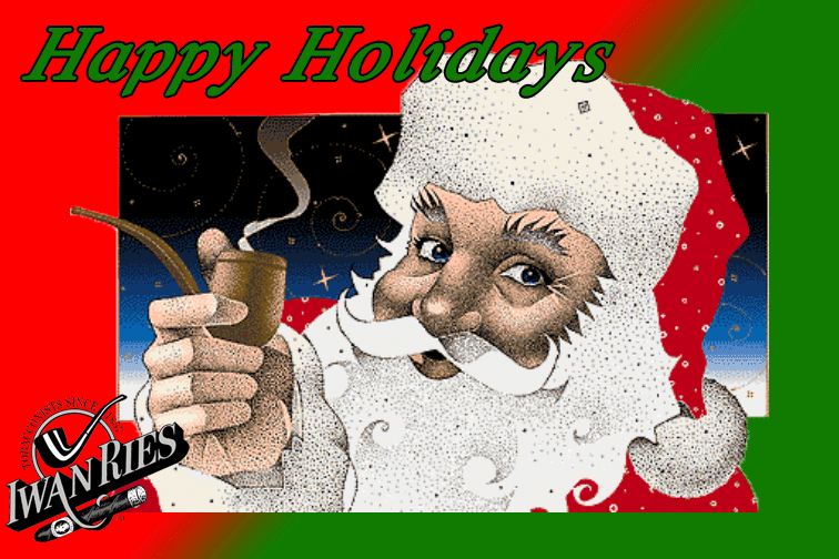 Holiday Greetings 2019 - Iwan Ries & Co