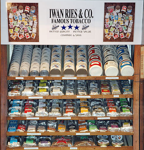 Iwan Ries and Co Tobacco | Iwan Ries & Co.