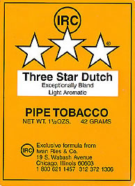 Three Star Dutch - Click for details