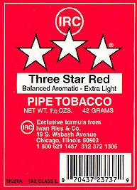 Three Star Red - Click for details