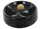 Ceramic 2 Pipe Ashtray - Click for details