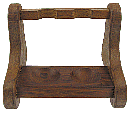 Walnut Pipe Rack - Click for details