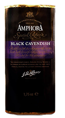 Amphora Black Cavendish Pipe Tobacco - Click for details