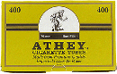 Athey Non-Filter Tubes - Click for details