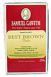 Samuel Gawith Best Brown Flake 250g. - Click for details